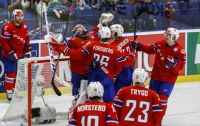 ЧМ по хоккею. Норвежцы нанесли словенцам пятое поражение
