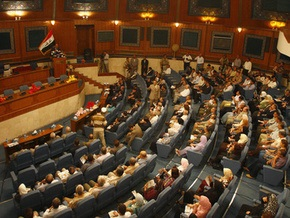В парламенте Ирака подрались из-за американских войск