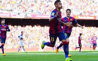Барселона без усилий обыграла Реал Сосьедад