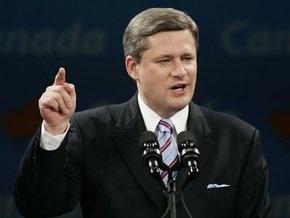 Премьер Канады добился приостановки полномочий парламента