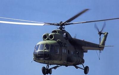Возле границы Украины заметили восемь российских Ми-8