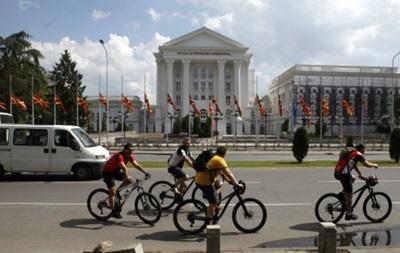 В Македонии объявлен национальный траур