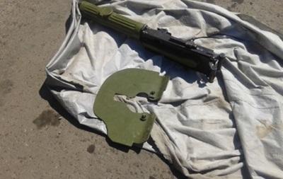 Киевлянин пытался вывезти из Донецкой области пулемет  Максим