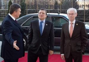 МН: ЕС отфутболивает Украину