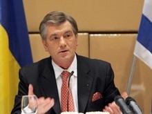 Ющенко: Мы интегрируемся в ЕС каждый день