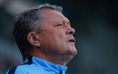 Маркевич: Футболисты и тренерский состав - все мыслями в игре с Наполи