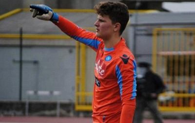 Вратарь Наполи хочет выступать за сборную Украины