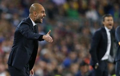 Гвардиола: Не ожидаем победить Барселону также крупно, как и Шахтер