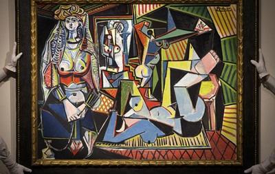 Картину Пикассо продали в Нью-Йорке за рекордные $179 миллионов