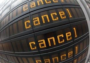 Сбой в работе компьютера привел к отмене всех рейсов американской авиакомпании United Airlines
