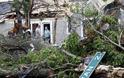 В Техасе ввели чрезвычайное положение из-за торнадо