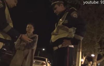 Жену одесского прокурора поймали нетрезвой за рулем - СМИ