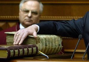 Лавринович прогнозирует инаугурацию новоизбранного президента до конца февраля