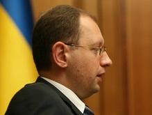 Яценюк попросил Раду решить вопрос по вице-спикерам