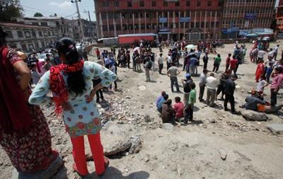 Новое землетрясение в Непале: 16 погибших, 335 раненых