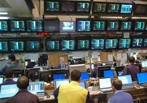 Украинские биржи открылись разнонаправленно при низкой активности