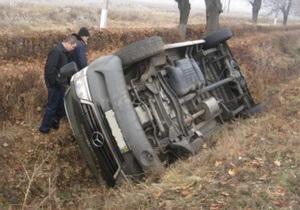 В Закарпатской области в результате ДТП пострадали две гражданки Болгарии и пятеро украинцев