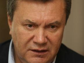 Янукович заявил, что не позволит  отобрать  у него победу, как в 2004 году