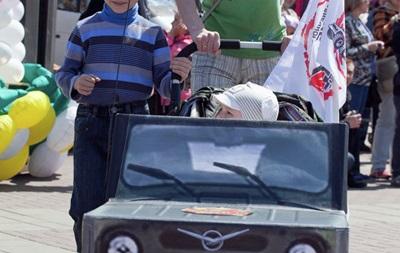 Парад  детских войск  пройдет в одном из городов России
