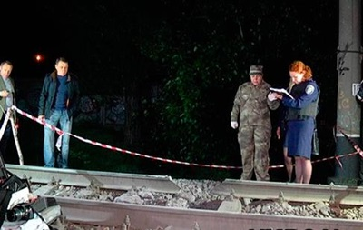 МВД считает диверсией взрыв на железной дороге в Одессе