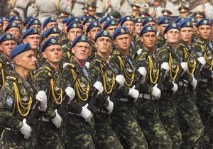 В украинской армии появятся главные сержанты