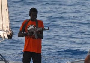 Пираты захватили сухогруз под флагом Панамы