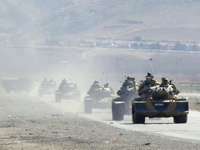 Турция отменила военные учения из-за Израиля