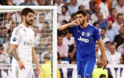 Форвард Ювентуса гол в ворота Реала посвятил семье, подруге и агенту