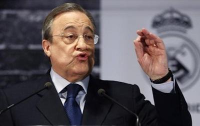 Реал отрицает переход 25 несовершеннолетних футболистов из Китая