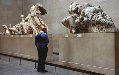 Афины отказались судиться за статуи Элгина