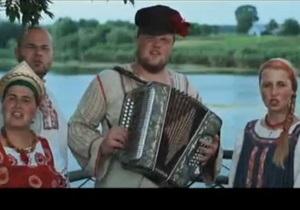 Видеоролик, в котором русские поют гимн Украины, могут снять с эфира