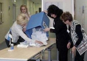 В Эстонии явка на парламентских выборах превысила 62%