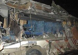 В Эквадоре автобус упал в пропасть: 34 погибших