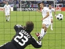 Евро-2008: Тони промахивается больше всех