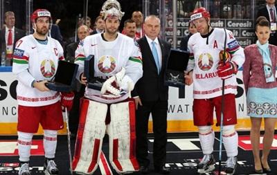 Лукашенко назвал  позорищем  выступление сборной Беларуси на ЧМ по хоккею