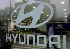 Продажи Hyundai выросли на 12%