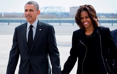 Состояние Обамы и его жены оценивается в сумму до 6,9 миллиона долларов