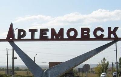 Бирюков: Из Артемовска полностью вывезли базу бронетехники