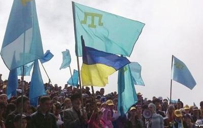 Крымские татары начали мероприятия в память о жертвах депортации