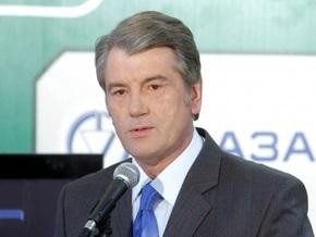 Ющенко просит Кабмин уволить председателя Подольской РГА