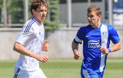 Молодежные составы Динамо и Днепра разошлись миром