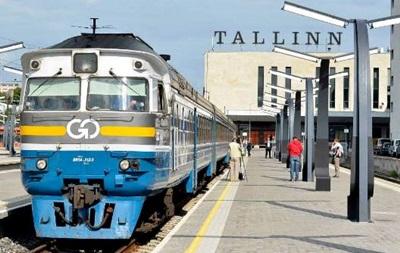 Между Россией и Эстонией прекращается железнодорожное сообщение