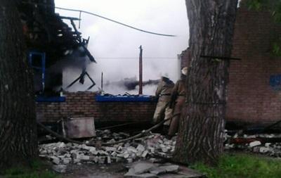 В Кривом Роге горел жилой дом: под завалами ищут погибших