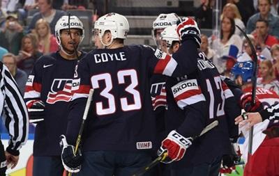 Чемпионат мира по хоккею: Сборная США завоевала бронзовые медали турнира