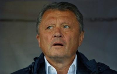 Мирон Маркевич: Нам нужно серьезно укрепляться на следующий сезон