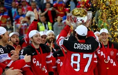 Канада уничтожила Россию в финале чемпионата мира по хоккею