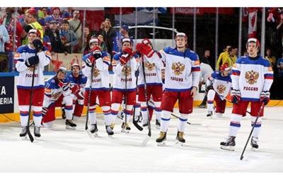 Россию накажут за выходку после финала чемпионата мира по хоккею