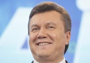 Мы должны сосредоточить усилия на вступлении в ЕС. Статья Януковича для The Wall Street Journal