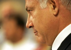 Нетаньяху: Мы протягиваем руку палестинцам