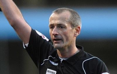 Англичанин Мартин Аткинсон рассудит финал Лиги Европы